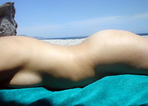 Playas Almeria en Agosto